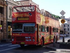 Sydney Tour Bus