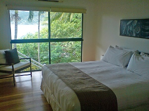 Room at Lizard Island Resort