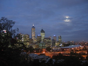 Perth Skyline