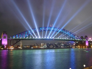 Sydney -Harbor Bridge