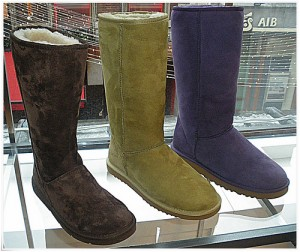 Colored Ugg Boots