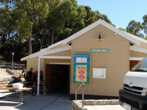 rottnest picture hall