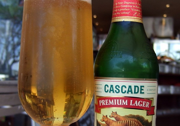 cascade beer tasmania