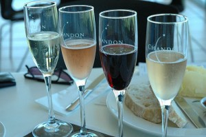 chandon wine tasting