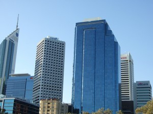 perth city