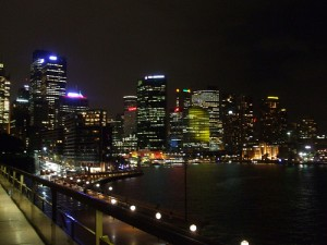 sydney night