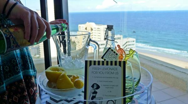 qt hotel lemonade
