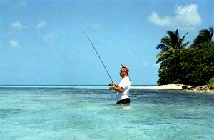 Belize fishing