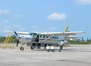 Belize internal flights