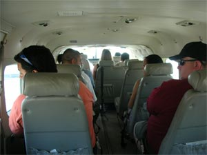 Belize plane