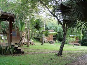 Trek Stop cabins