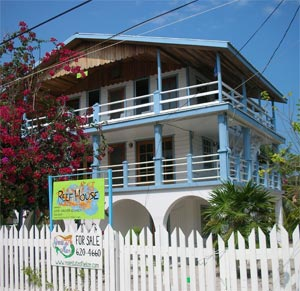 Belize House