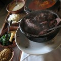 Feijoada : the Brazilian national dish