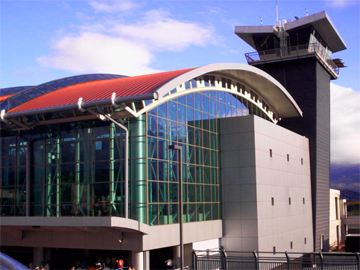 Costa Rica Airport SJO