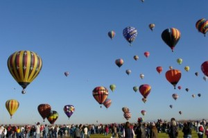 Albuquerque Balloon Fiesta - worth every BIT of hype you've heard (photo by Sheila Scarborough)
