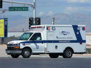 Vegas Ambulance