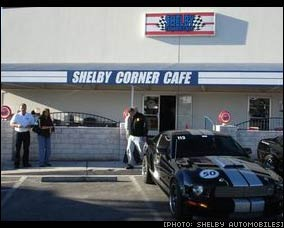 Shelby Corner Cafe Opens To Public