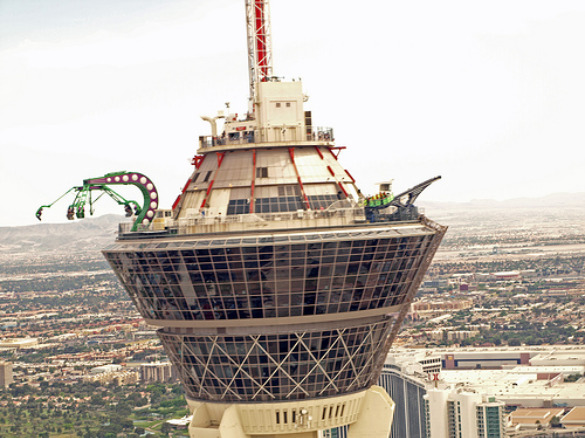 Stratosphere rides coupons