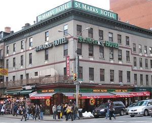 NYC hotel